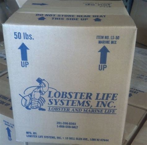 salt ls wholesale usa supplies lobster systems