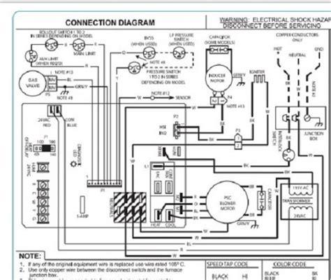 comfort maker parts comfortmaker furnace forced air wiring diagram wiring
