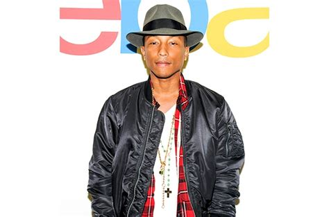 pharrell williams united nations pharrell williams announces partnership with the united