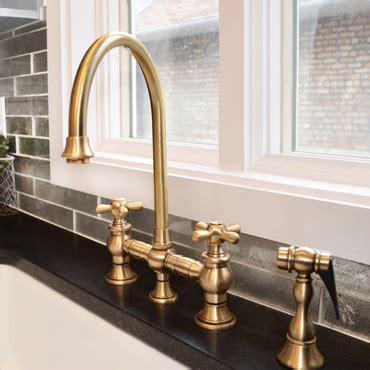 kitchen faucet landing whitehaus collection