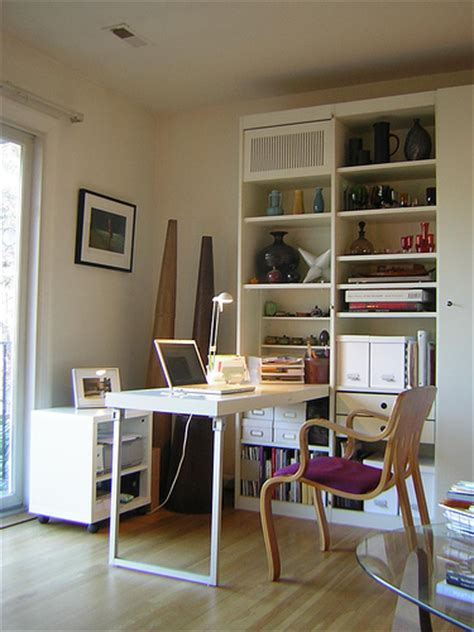 Images For Small Home Offices Small Office Home Office Produktif Bekerja Dari Rumah