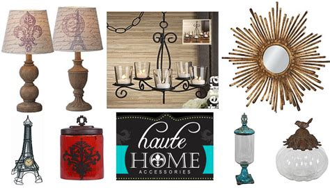 Accessories For Decorating The Home by Fabulous Decor From Haute Home Accessories