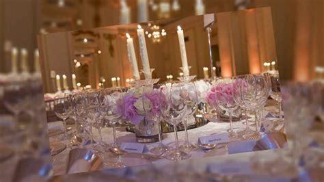 decorar mesa de boda decoracion de mesas para bodas youtube