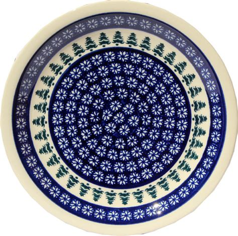 polish pottery dinner plate pattern number 233ar polish pottery dinner plate pattern number 914