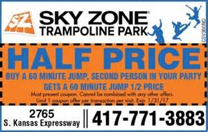 Car Cover Zone Discount Code Sky Zone Coupons Codes Mega Deals And Coupons