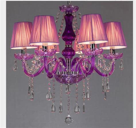 Purple Chandelier Lighting Popular Purple Chandelier Light Buy Cheap Purple Chandelier Light Lots From China Purple