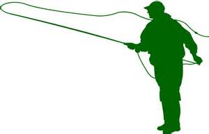 fly fisherman silhouette fly fisherman silhouette free vector silhouettes