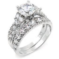 wedding ring big silver wedding rings with big ipunya