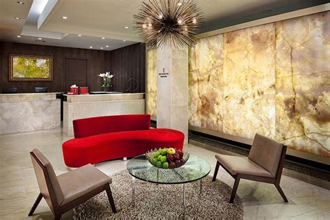 Door Spa by The Door Spa S Entrance Resembles A Hotel Lobby With A
