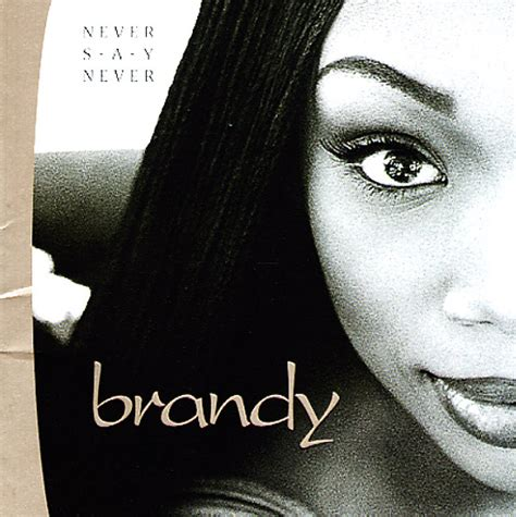 brandy never say never album brandy never say never lp vinyl record album dusty