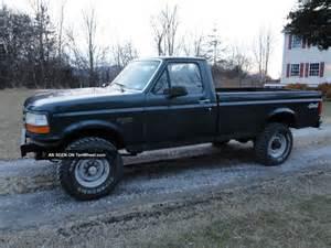 1994 ford f 250 xl standard cab pickup 2 door 5 8l