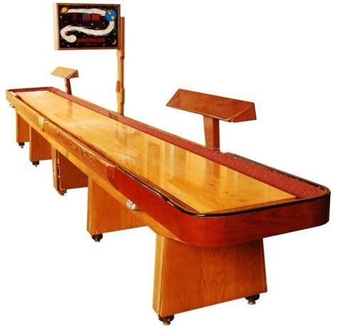 antique shuffleboard table for sale shuffleboard company shuffleboard table
