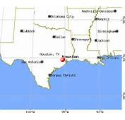 Texas City Map County Cities And State Pictures