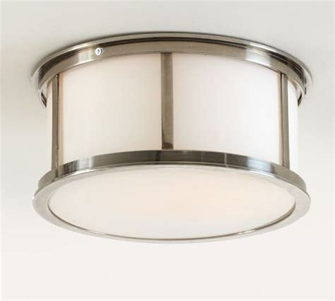 Pottery Barn Ceiling Light Fixtures 17 Best Images About Lighting On Pinterest Mercury Glass Flush Mount Ceiling And Glasses