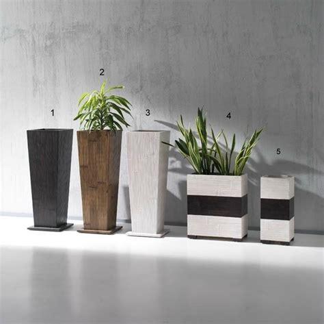 vasi in resina per esterni moderni vasi per esterno da design scelta dei vasi i