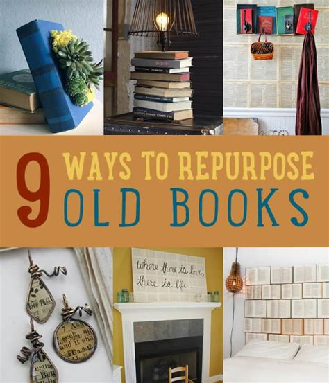 upcycling books diy projects craft ideas how to s