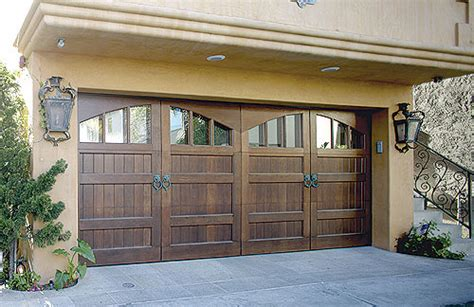 custom wood doors overhead door company  conroe