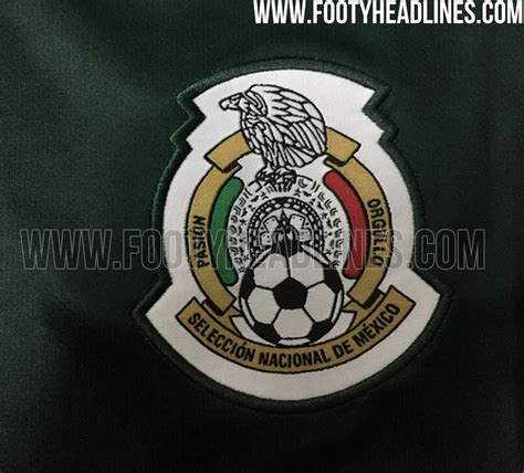 similar to the previous mexico home jersey the new mexico 2018 world cup home kit features he