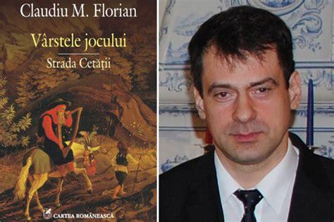 consolato rumeno trieste lo scrittore romeno claudiu m florian tra i vincitori
