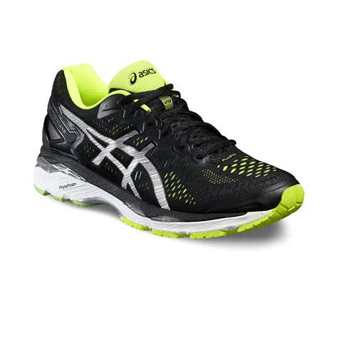 asics kayano mens running shoes asics gel kayano 23 mens running shoes aw16