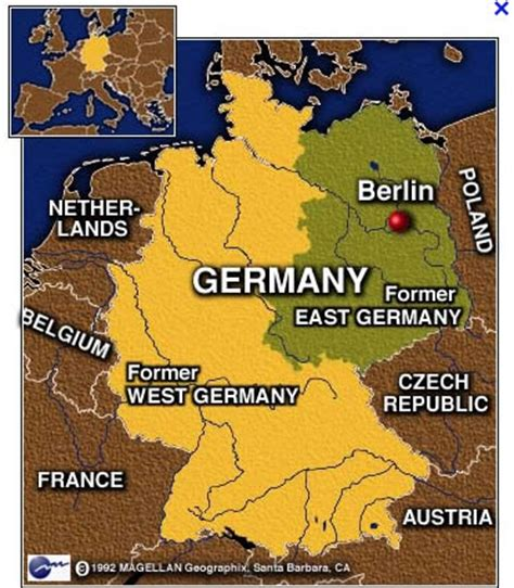 berlin germany map berlin map and berlin satellite image