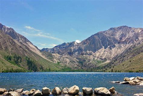 convict lake boat rental convict lake cground recreation resource management