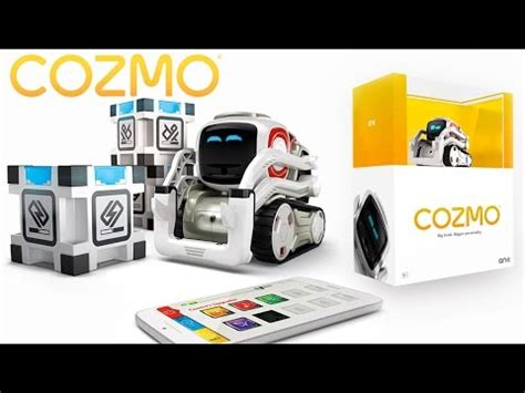 meet cozmo, the ai robot with emotions | doovi
