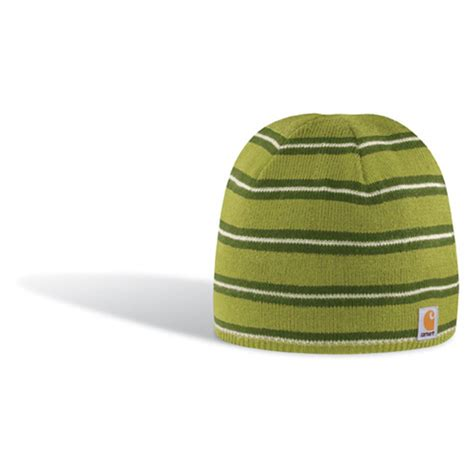 carhartt s reversible script beanie winter hat