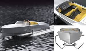 the tesla of speedboats 163 120 000 electric yacht travels