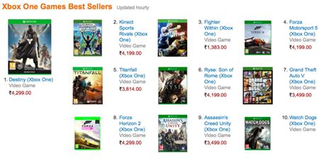 amazon xbox one games getting xbox one games just got a whole lot more cheaper