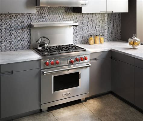 Cek Oven Gas wolf gas range with oven astounding