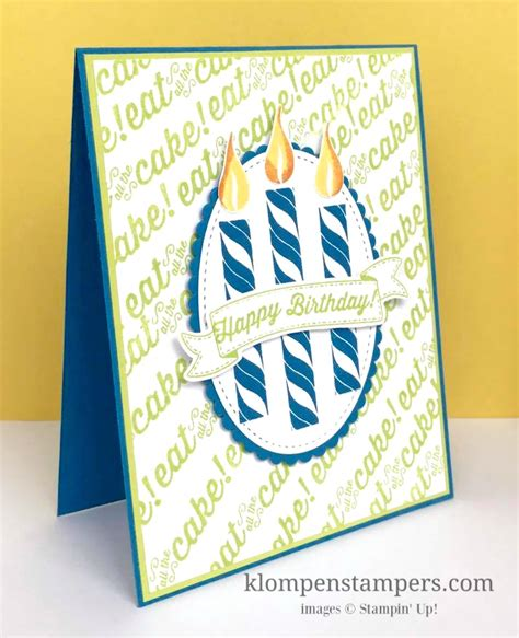 quick printable birthday cards quick easy birthday card klompen sters