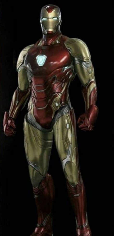 mk iron mans suit avengers endgame marvel