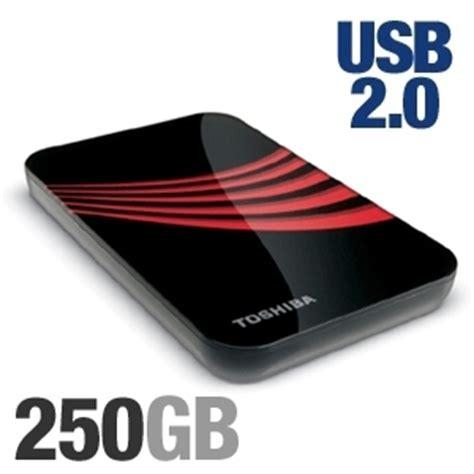Hardisk Toshiba 250gb toshiba hddr250e03x portable external drive 250gb