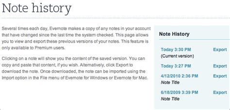 new year history summary new premium features note history and 50mb notes