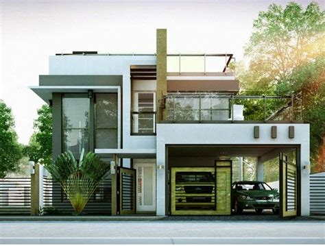 modern duplex house designs elvations plans house