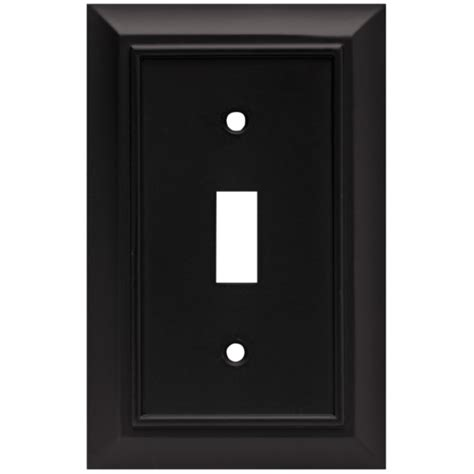 brainerd 64219 architectural single switch wall plate