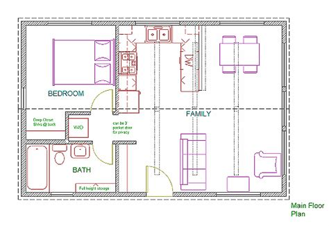 20x30 house plans 20x30 1 story cottage plans small house plans pinterest
