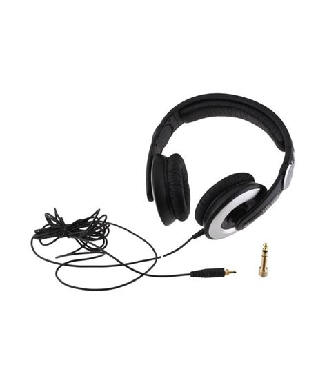 Headset Sennheiser Hd 205 buy sennheiser hd 205 ear headphone at best price in india snapdeal