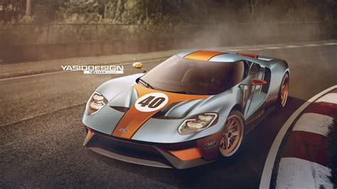 wallpaper hd cars 2017 ford gt concept 2017 wallpaper hd car wallpapers