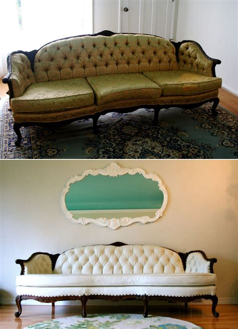 Sofa Makeover by How To Revive An Sofa Inspiring Makeovers