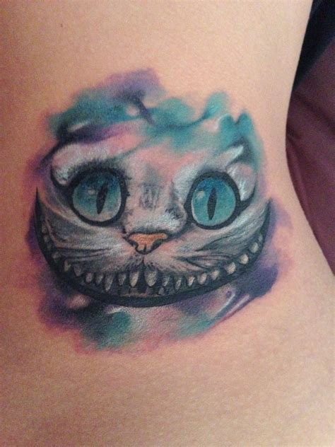 cheshire tattoo my cheshire cat on the inside of my xx
