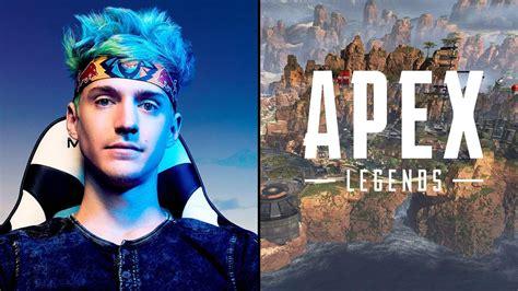 ninja suffers terrible apex legends glitch  twitch