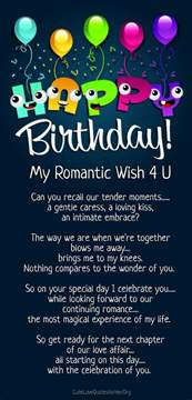 I You Happy Birthday Quotes 12 Happy Birthday Love Poems For Her Him With Images