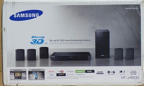 Samsung 5 1 3d Home Theater System