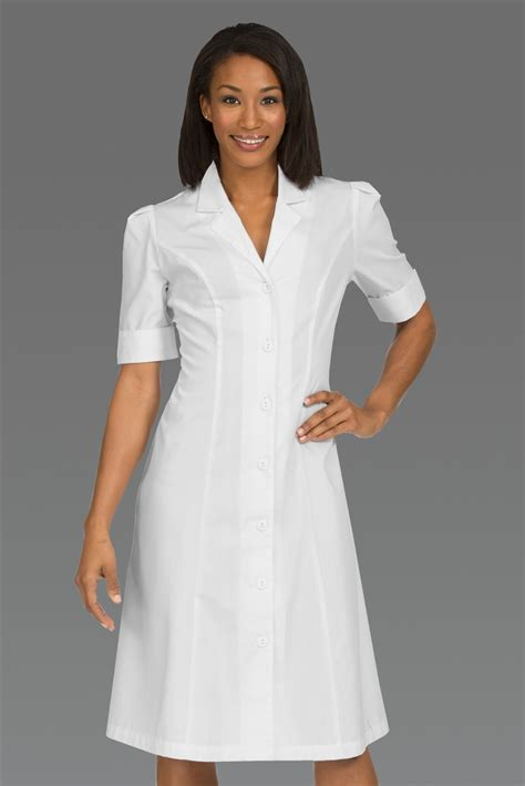 Dress Pricilia priscilla dress in white at medcouture scrub shop