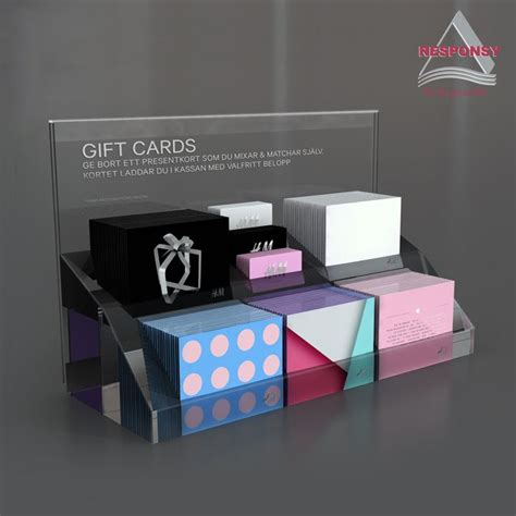 Custom Retail Gift Cards - 25 best ideas about gift card displays on pinterest dad birthday gifts awesome