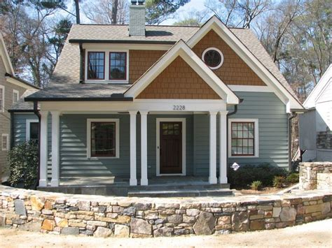 mission style homes 1000 ideas about craftsman style exterior on pinterest