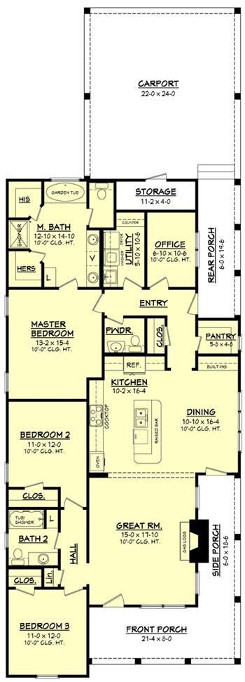 marvelous home plans for narrow lots 9 2 story narrow lot best 25 narrow lot house plans ideas on pinterest