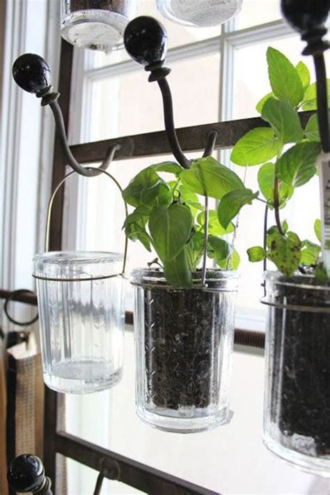 window herb harden window herb garden hacks diys pinterest